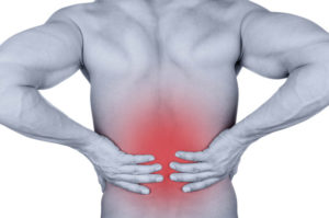 chronic low back pain or back ache
