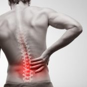 epidural injection for treatment for chronic pain
